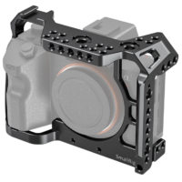 SMALLRIG Camera Cage for Sony A7III A7RIV CCS2416