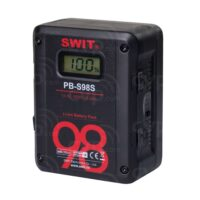 Pin SWIT PB-S98S 98Wh Dual D-Tap Heavy-Duty V-Mount Battery