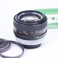 Canon FD 55mm F1.2 S.S.C
