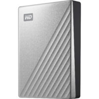 Ổ cứng Western Digital My Passport Ultra 4TB 2.5″ USB-C (Silver)
