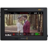 BLACKMAGIC DESIGN Video Assist 4K 7″ 12G-SDI/HDMI HDR Recording Monitor
