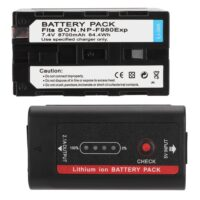 Pin NP-F980 64.4Wh 8700mAh Li-ion Battery Pack (7.4V F970 Type)