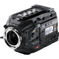 BLACKMAGIC URSA Mini Pro 12K PL Mount