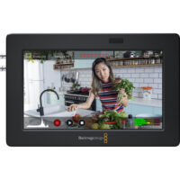 BLACKMAGIC DESIGN Video Assist 3G 5″ Recording Monitor