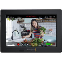 BLACKMAGIC DESIGN Video Assist 3G 7″ Recording Monitor