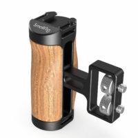 SMALLRIG Wooden Mini Side Handle 2913
