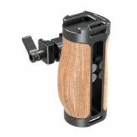 SMALLRIG Wooden NATO Side Handle 2915