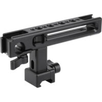CAMVATE NATO Top Handgrip With Built-in 15mm Rod Clamp C2486