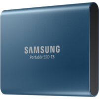 Ổ cứng Samsung T5 SSD 500GB USB-C (Blue)