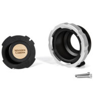 Wooden Camera PL Lens Mount Adapter for BMPCC4K