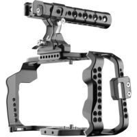 8Sinn Cage with Top Handle Pro & Clamp for BMPCC 4K & 6K