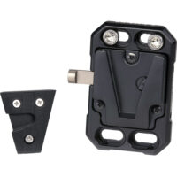TILTAING Pocket V-Mount Battery Plate with Rod Adapter