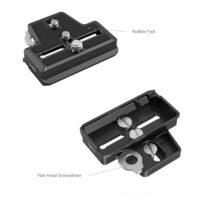 SMALLRIG Extended Arca-Type QR Plate for DJI RS2/RSC2 3162