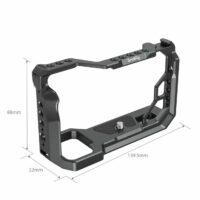 SMALLRIG Camera Cage for Sony A7C 3081