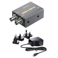 Blackmagic Design Micro Converter HDMI to SDI 3G with Power Supply