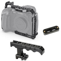 SMALLRIG/CAMVATE Cage Kit for Panasonic GH5 and GH5S