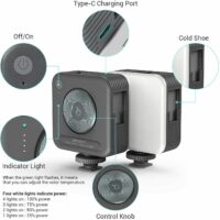 simorr P96 Video LED Light 3286