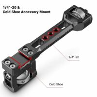 SMALLRIG Adjustable Monitor Mount for Selected Handheld Gimbals BSE2386